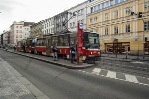 Pronájem zařízeného 3+kk, Praha 2 Vinohrady, Sázavská