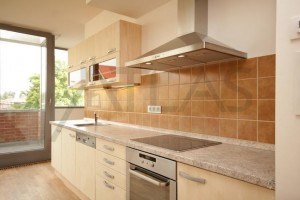 Great kitchen - Luxury Duplex Apartment for rent - 3 bedrooms, Prague 6 - Hanspaulka