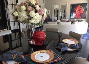 bydlení Catherine Zeta-Jones a Michaela Douglase