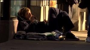 narkoman na ulici