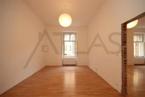 Pronájem bytu 3+kk, 92 m2 Praha 1 - Nové Město, Náplavní ul.