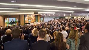 společenský sál Scientologické církve Dublin