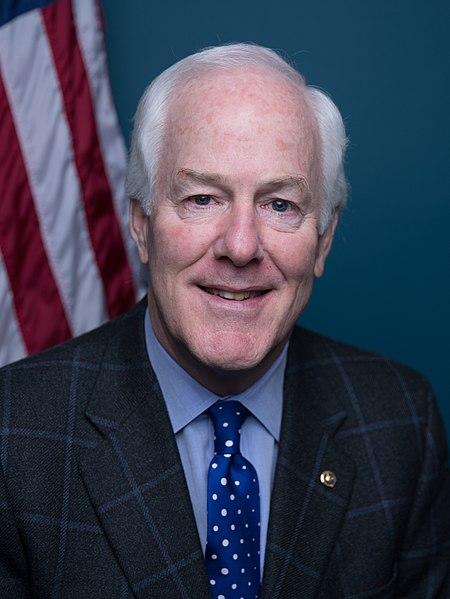 americký senátor John Cornyn