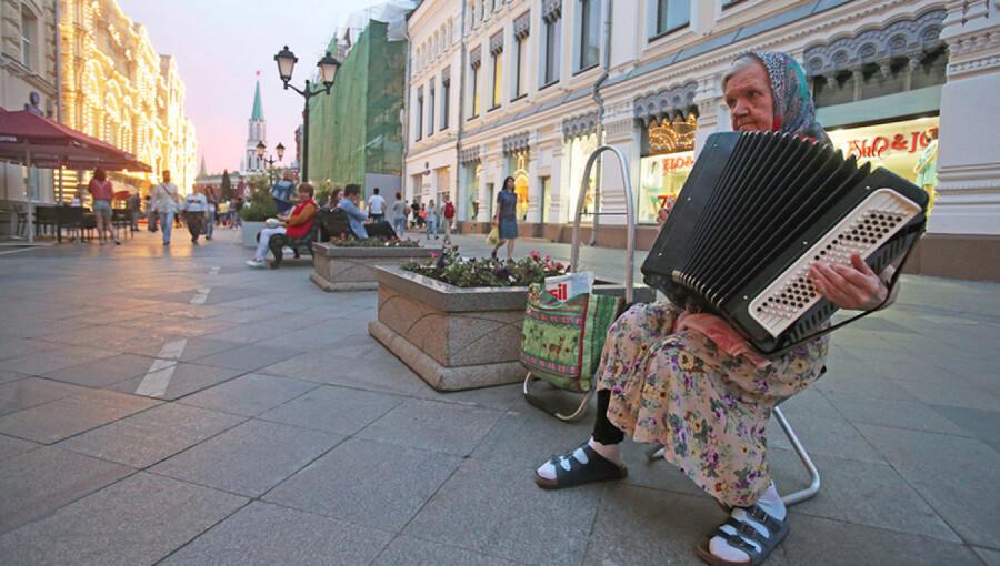 délka života v Rusku klesá poprvé za dvě desetiletí