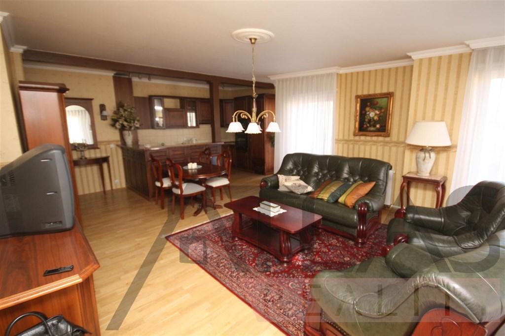 Pronájem bytu 3+kk Praha 2 Vinohrady, Lužická