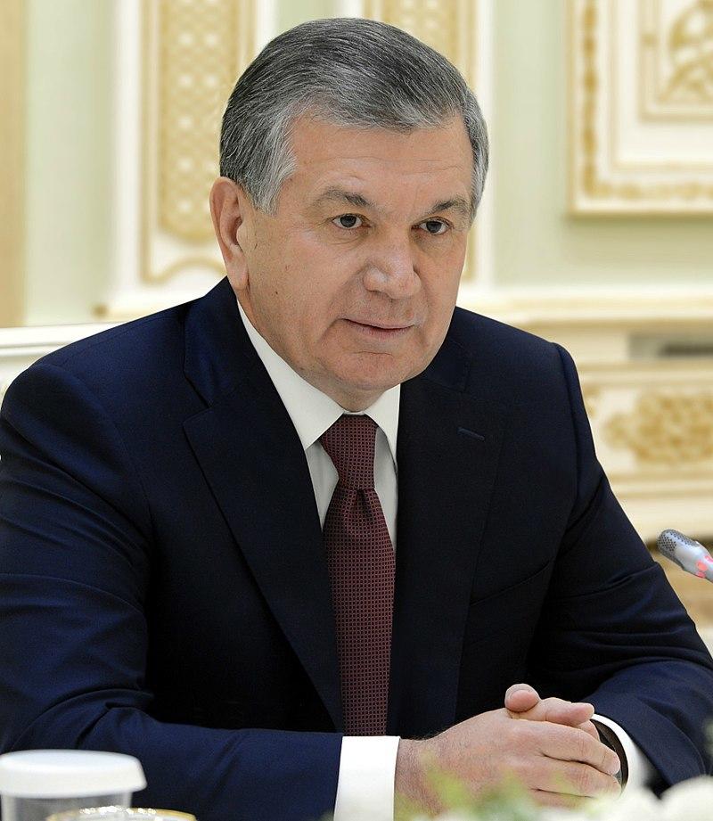 Shavkat Miromonovich Mirziyoyev
