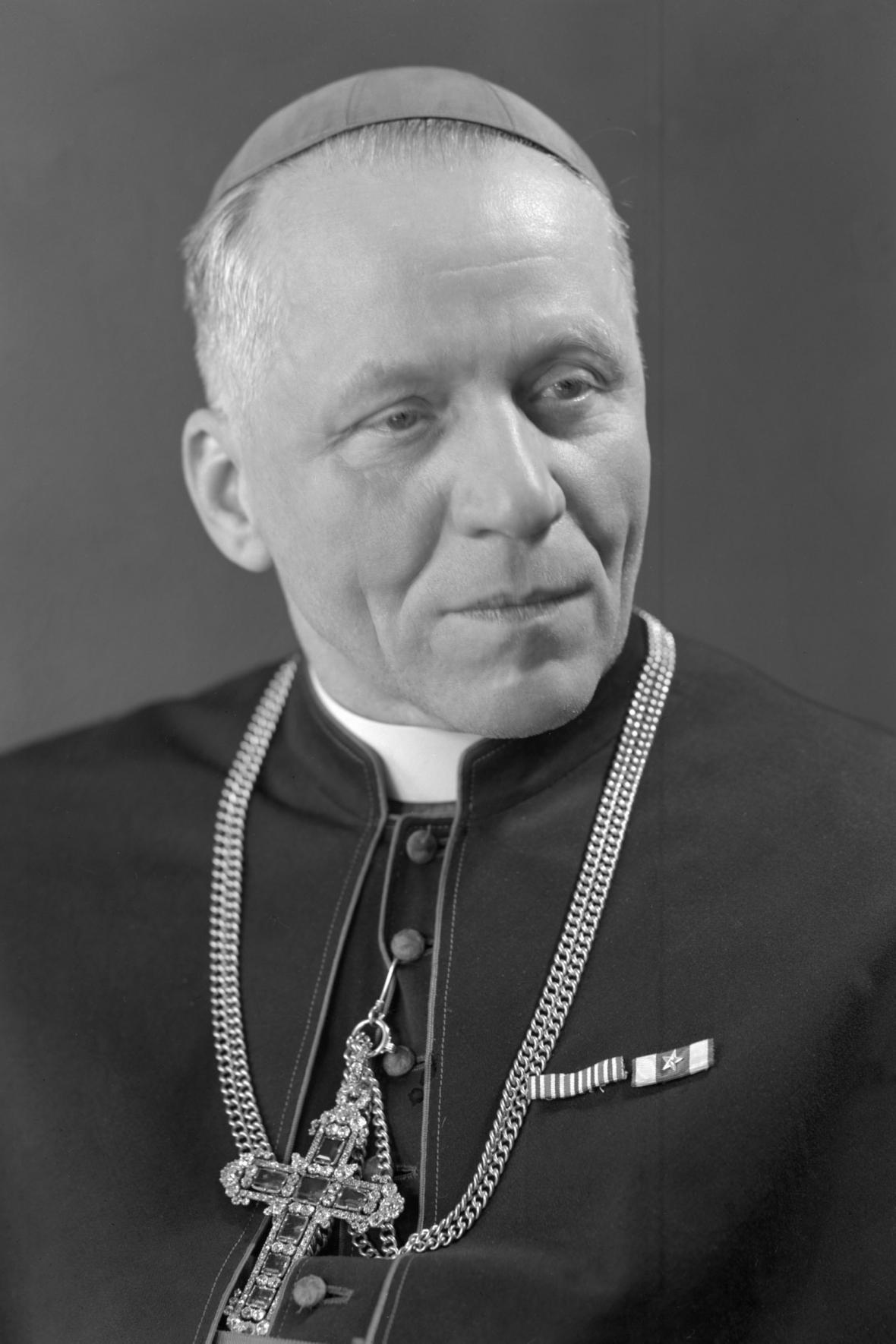 Životopis kardinála Berana - 33. arcibiskup pražský a primas český