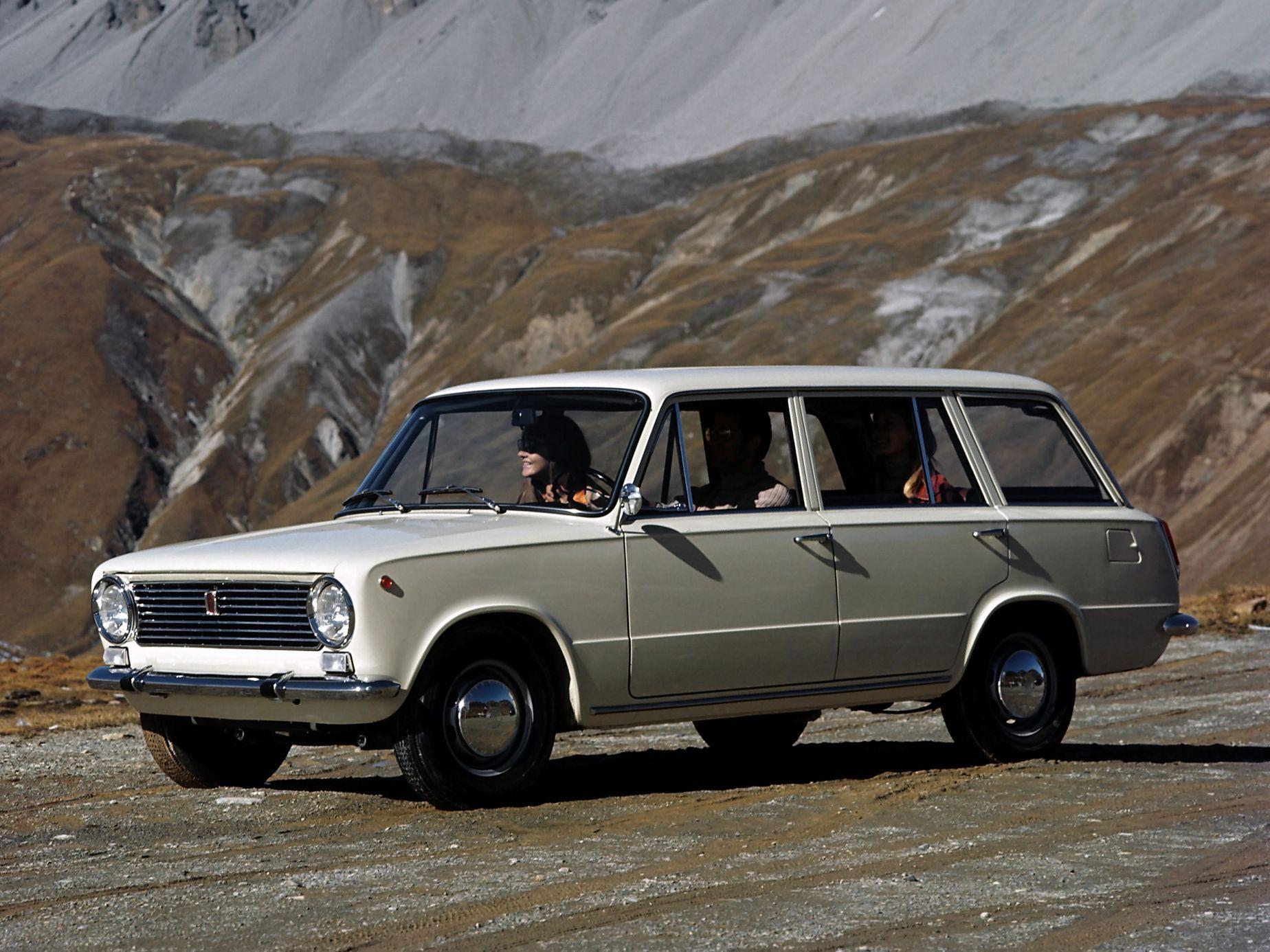 VAZ 21021 (Lada 1300 Combi)