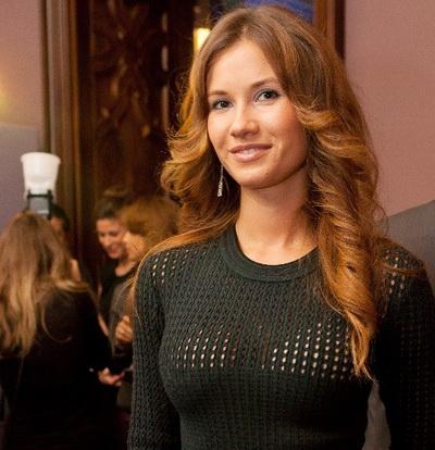 Ekaterina Vinokurova dcera Ruského ministra zahraničí Sergeje Lavrova